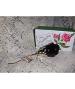 Vintage AvonRuby Red Courting Rose Collectible ... - $14.99
