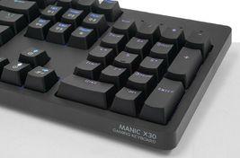 Micronics Manic X30 Mechanical Gaming Keyboard English Korean USB (Brown Switch) image 3