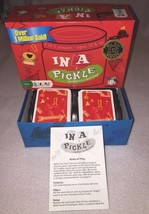 In A Pickle Card Game Fun Family Twist On Words Complete By Gamewright - $8.00