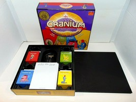 Cranium Board Game 2004 Everything is sealed except missing the clay Shi... - $4.46