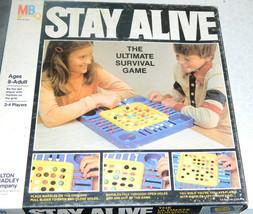 Stay Alive Vingtage Game-Complete - $22.00