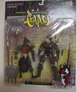 Conqueror vs Dragonblade Total Chaos  Action Figure - $9.00