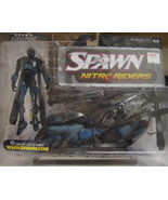 Flashpoint Nitro Riders  Action Figure - $19.00