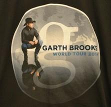 Garth Brooks Concert World Tour 2014 T-Shirt Chicago Atlanta Jacksonvill... - $13.79
