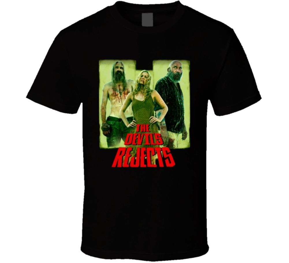 Primary image for The devil's rejects t shirt