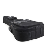 ADM Acoustic Guitar Nylon Padded Gig Bag with Pockets, Straps and Handle... - $59.99