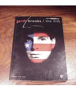 Garth Brooks The Hits Song Book, Songbook, with 18 songs - $8.90