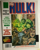 HULK #16 (1979) Marvel Comics color magazine FINE+ - $14.84