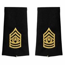 Genuine U.S. Army Epaulet: Command Serg EAN T Major - Large Size (Male) - $16.81