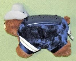 DALLAS COWBOYS Dream Lites Pillow Pets Teddy Bear Mascot NFL Football Pl... - $14.01