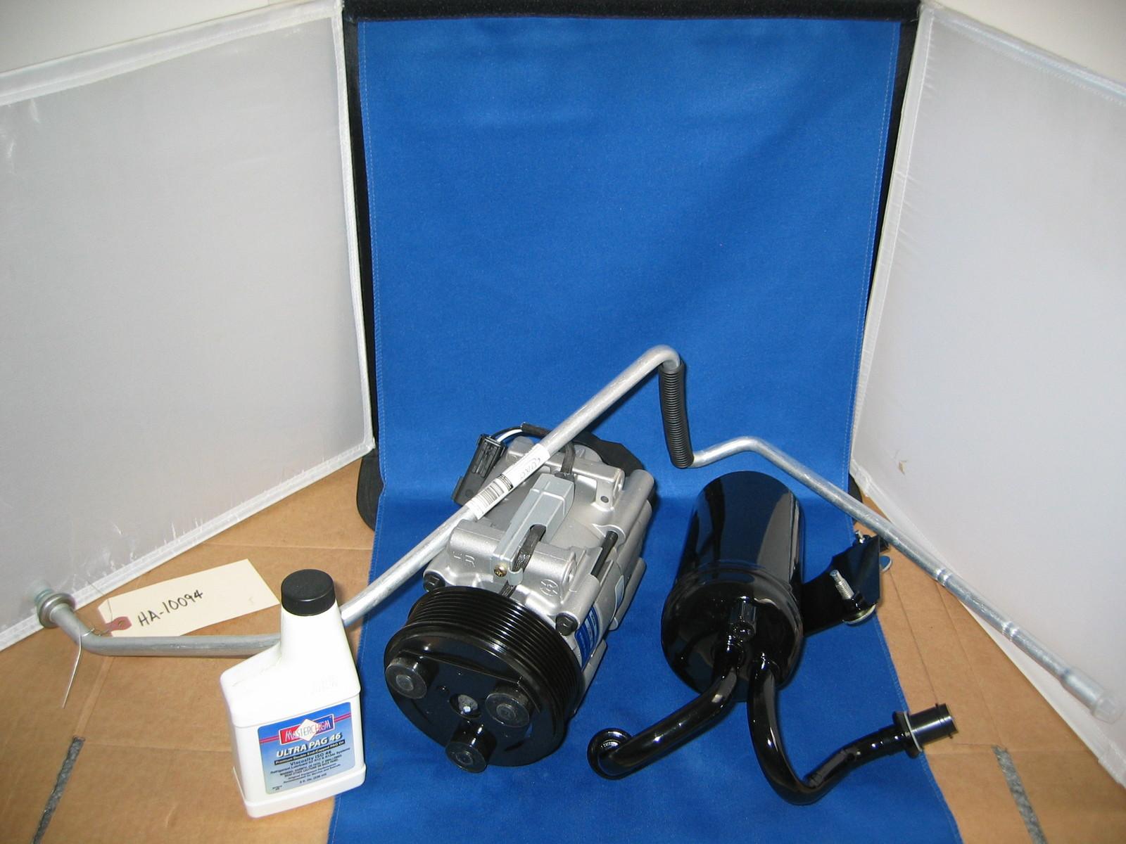 06 09 dodge ram 2500 3500 5.9 6.7 diesel auto air ac conditioning compressor kit  1