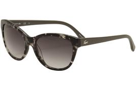 Lacoste sunglasses Lacoste L785S c. 035 in Gray Havana w/ gray gradient ... - $88.81