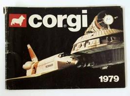 Vintage 1979 Corgi Diecast Toys Dealer Catalog Booklet - $18.81