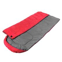 Camping Sleeping Hooded Bag Spring Summer Adult Envelope - $32.25