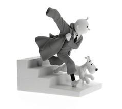 """Tin Tin: Tintin in action Black & White Statue """"Brand New"""" - €61,47 EUR"""