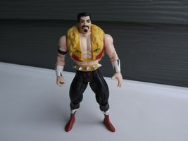 1994 Toy Biz Kraven  Spider Man Marvel Action Figure  - $12.19