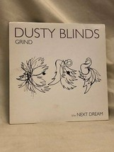 "Record 7"" Vinyl Dusty Blinds ‎– Grind 2008  - $4.60"
