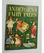 Andersen's Fairy Tales, Rose Dobbs, Gustav Hjortlund, 1958 First Edition... - $14.00