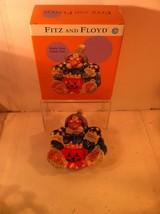 FITZ & FLOYD SCARY CROW CANDY DISH--SCARECROW--HALLOWEEN---FREE SHIP--NE... - $22.46