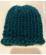 Dark Green Baby Hat - $9.00