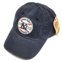 American Needle MLB New York Yankees Hardball Retro Navy Snapback Cap - $29.69