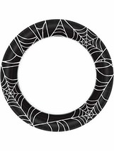 """Halloween~Spider Web Paper Plate~40 Count~6.75"""" - $9.85"""