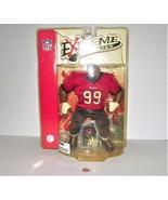 """NFL Extreme Athletes Warren Sapp #99 Tampa Bay Buccaneers 10"""" Action Figure - $17.81"""