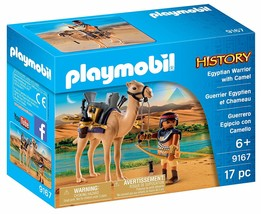 PLAYMOBIL Egyptian Warrior with Camel - $14.27