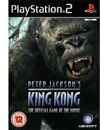 Peter Jackson's King Kong PS2 (PlayStation 2) - Free Postage - UK Seller - $4.91