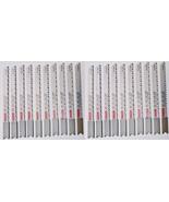 "Magna 44324 3-1/8"" x 10 TPI High Carbon Steel U-Shank Jigsaw Blades (20 ... - $4.95"