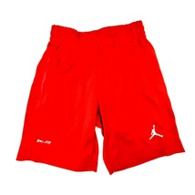 Nike Air Jordan Dri-Fit Baby & Toddlers Shorts Size 4T Red D50 - $7.91