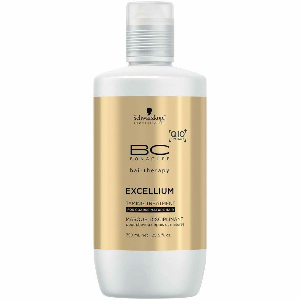 Schwarzkopf BC Bonacure Excellium Taming Treatment 25.4oz  - $11.73