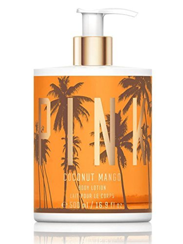 Victoria's Secret Pink Coconut Mango Body Lotion 16.9 oz / 500 ml