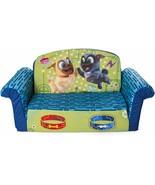 Marshmallow Furniture Children's Kids 2 In 1 Flip Open Foam Sofa Puppy Dog Pals - $199.99
