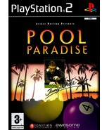 Pool Paradise PS2 (Playstation 2) - Free Postage - UK Seller - $5.20