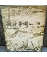 Crossroads of the West Wyoming's Diamond Jubilee 1965 - $12.99