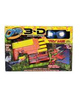 Imperial Toy 2010 Optrix 3 D Adventures Alpha Force Target Set - $24.25