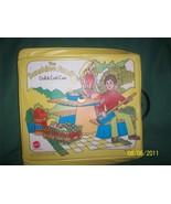 RARE 1970'S Vintage Sunshine Family Doll Craft Vinyl Case HT - $39.95
