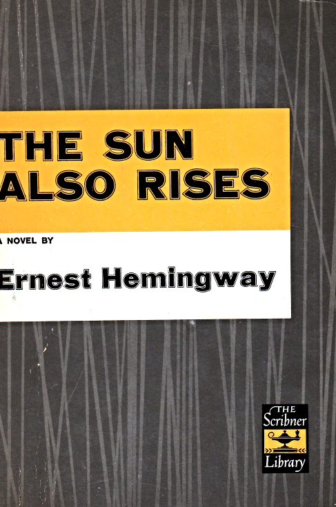 a literary analysis of the sun also rises by ernest hemingway The new york times wrote in 1926 of hemingway's first novel, no amount of analysis can convey the quality of the sun also rises it is a truly gripping story, told in a lean, hard, athletic narrative prose that puts more literary english to shame.