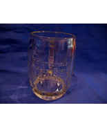 Hofbrauhaus Hatz Bier Rastatt Beer Mug Glass Stein Vintage Souvenir Coll... - $49.99
