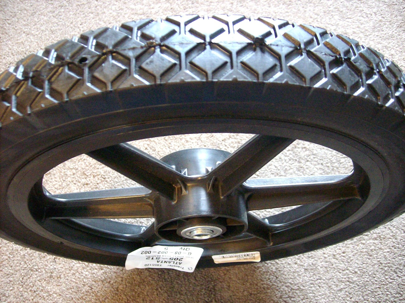Craftsman and MTD Hi Big Wheel 151161, 734-1860, 734-1871