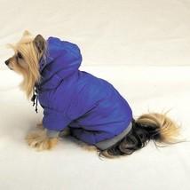 DOG Casual Canine Eskimo Jacket BLACK Fleece Lined X SMALL - $9.95