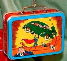 Hallmark 1998 Superman Lunch Box Ornament in Box  - $9.95