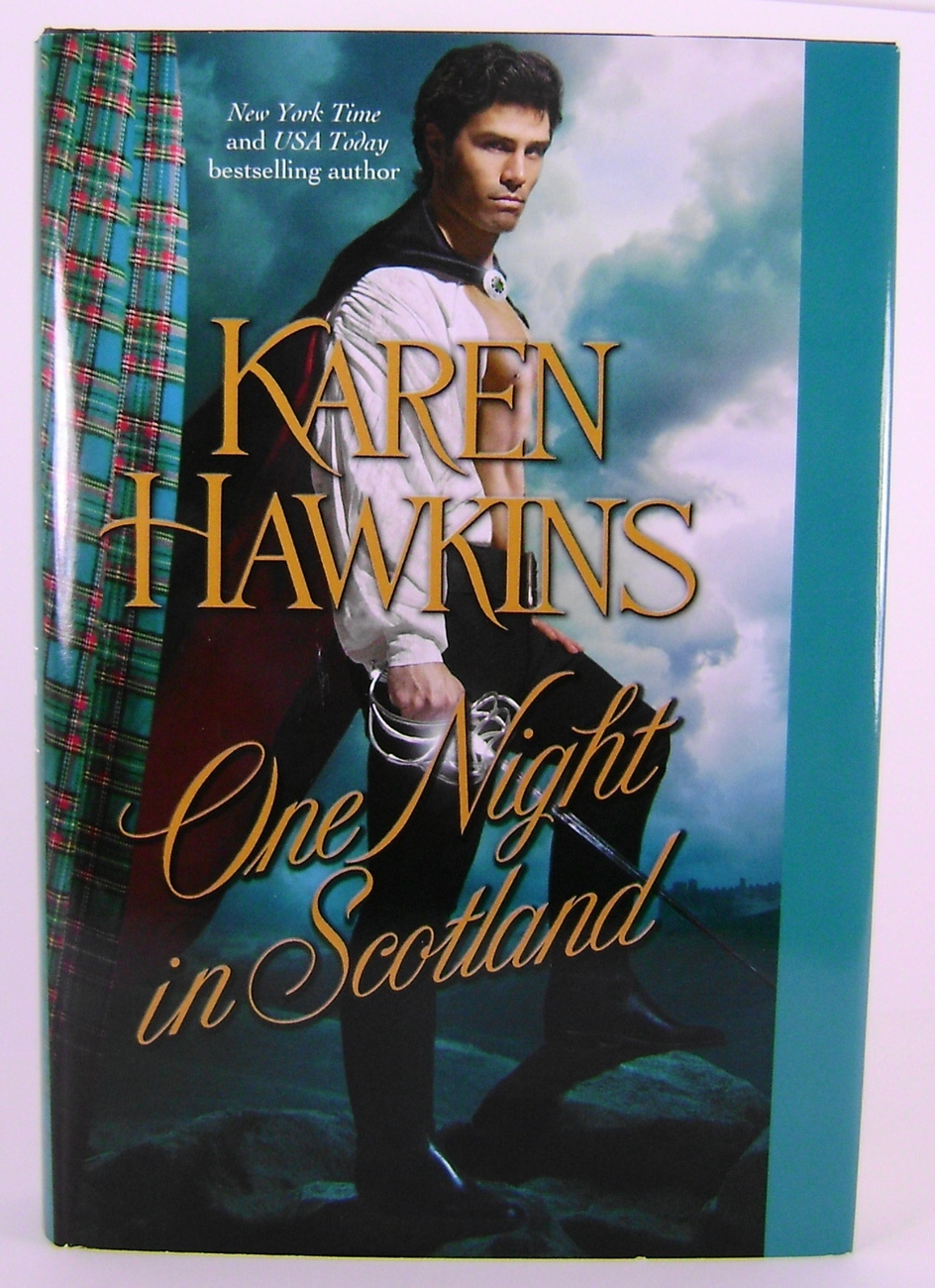 One Night In Scotland  Hurst Amulet Series By Karen Hawkins