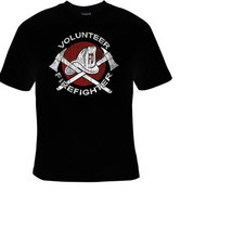 Fire Fighter shirt - $17.99
