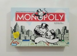 Monopoly Board Game 2004 Parker Brothers Family Game Night  - $18.69