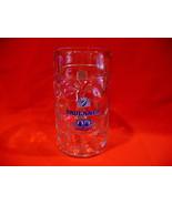 PAULANER Beer Mug Glass Stein Munchen MUNICH GERMANY Vintage Souvenir HU... - $39.95