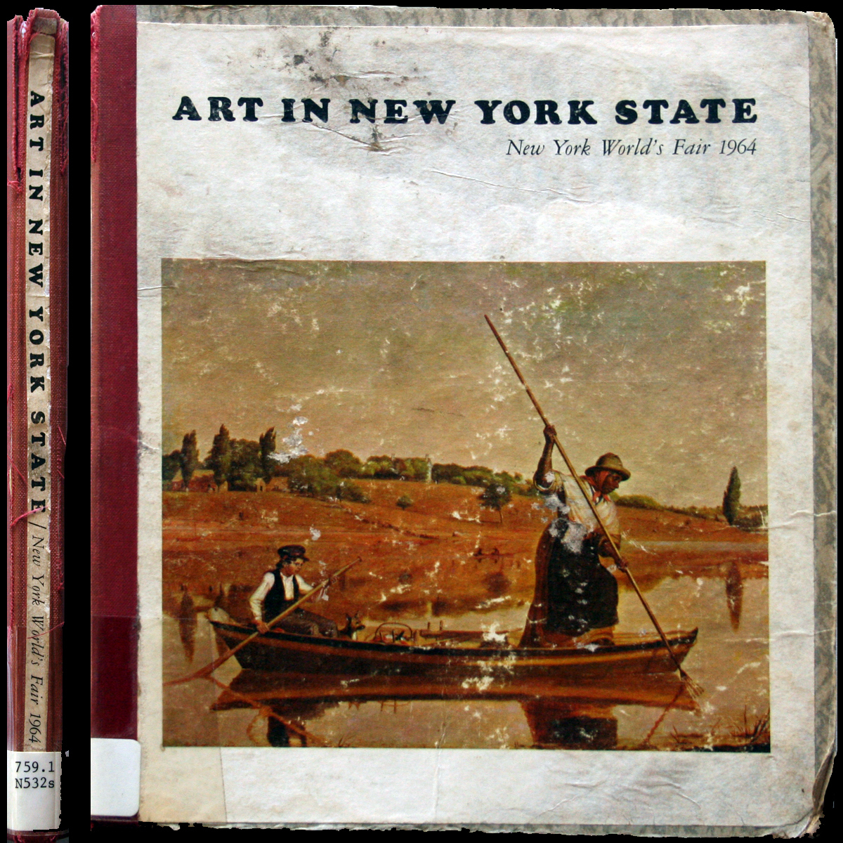 1964 New York World's Fair Art Hudson River Artists