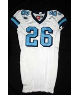UNC Tarheel GAME USED WORN FOOTBALL JERSEY Sz 5... - $119.00