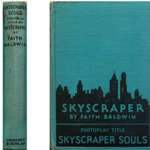 1932 Skyscraper Souls Photoplay Maureen O'Sullivan - $12.00